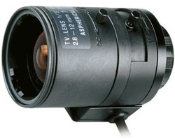 3.5 to 8mm Vari Focal lens auto iris
