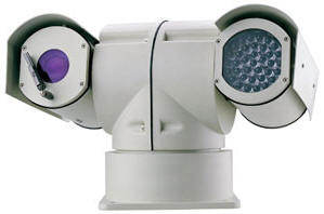 Outdoor Infrared High Speed PTZ Nigh & Day Camera