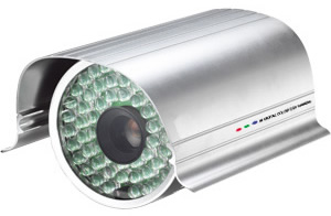 High power High Resolution zoom camera 