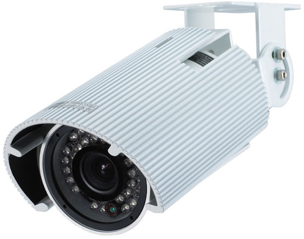 High Resolution Varifocal IR Camera 