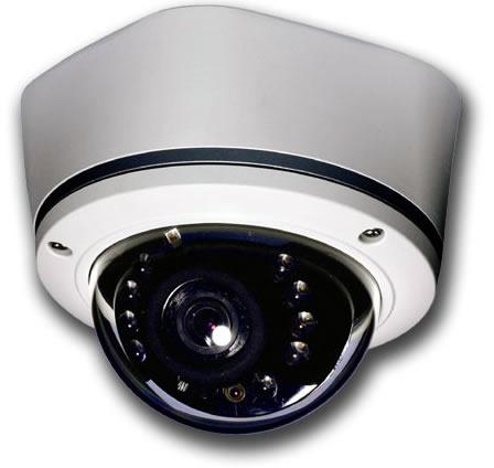 Indoor/Outdoor Vari-Focal Magnetic  Elite Dome Camera