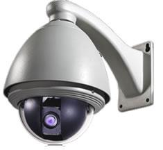 PTZ Camera 27X Optical 3.2-86mm Lens  1/4