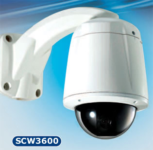 High Speed PTZ Dome Camera with 36X Zoom