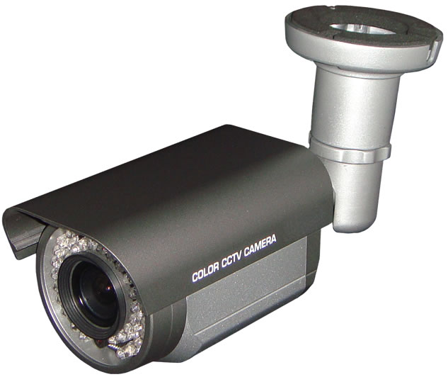 X-Treme Military Grade Night Bullet  Camera 4 ~ 9mm Varifocal Lens