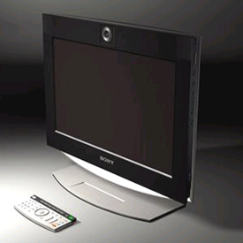 Sony PCS-TL50 All-in-One LCD Videoconferencing System